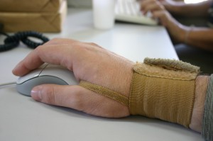 tendonitis, pain and stress reduction